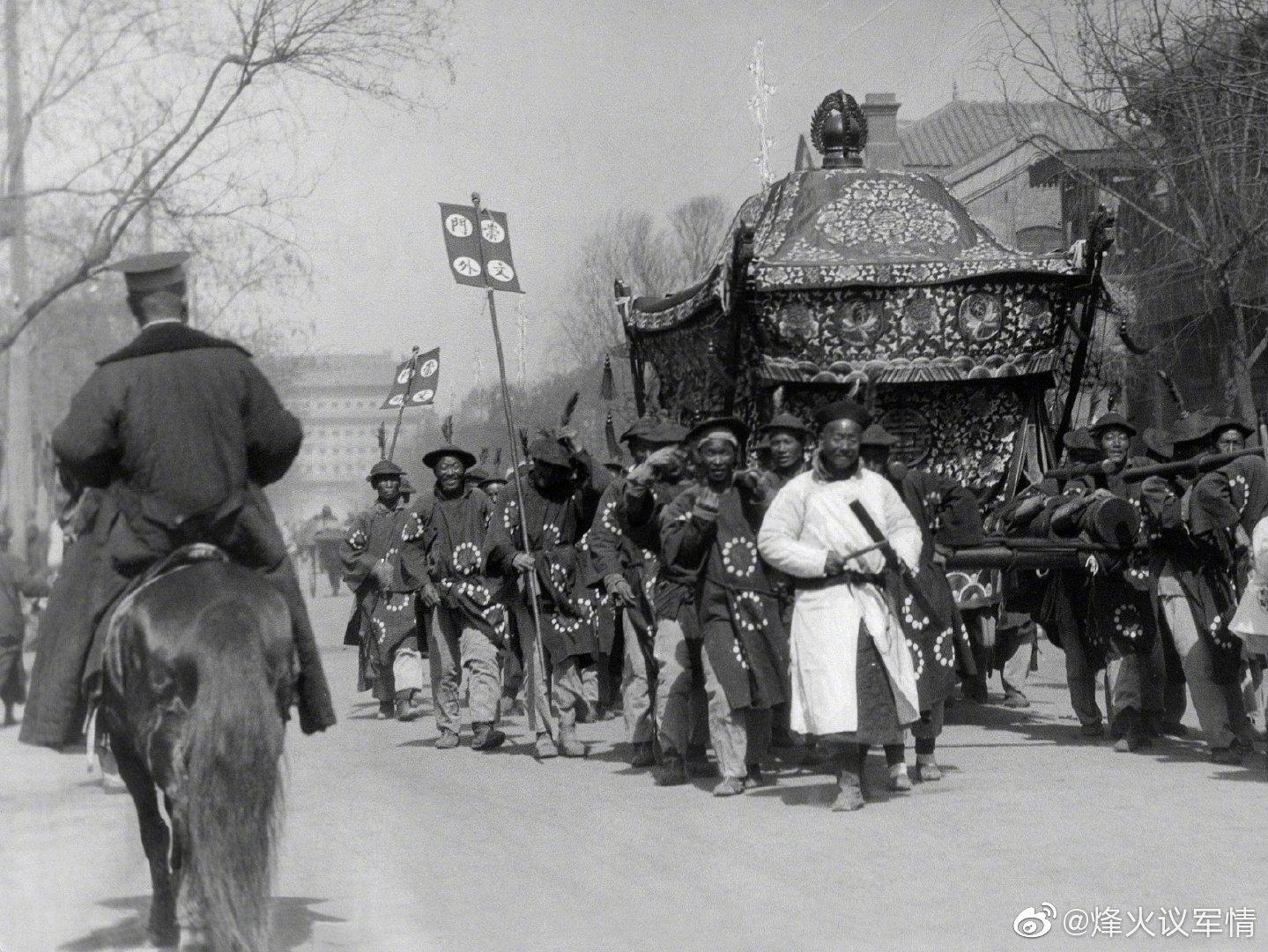 1928-1935年,奥地利摄影师海因茨·冯·佩克哈默在中国拍摄的老照片。