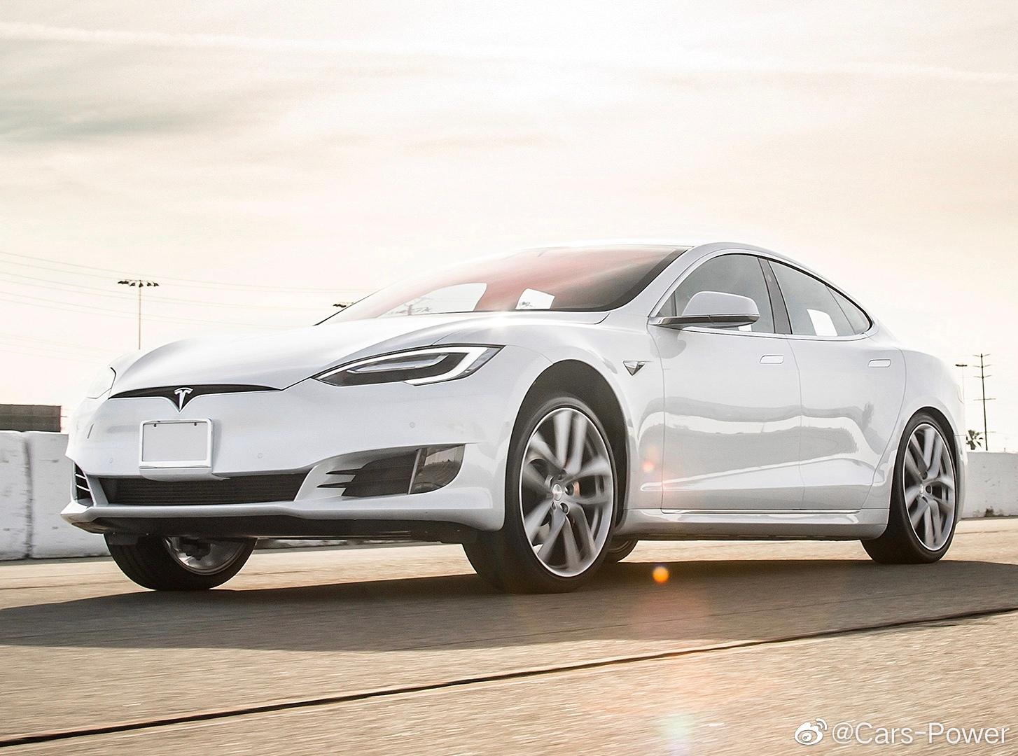 纯电豪华四门轿跑车大集结特斯拉Model S保时捷Taycan