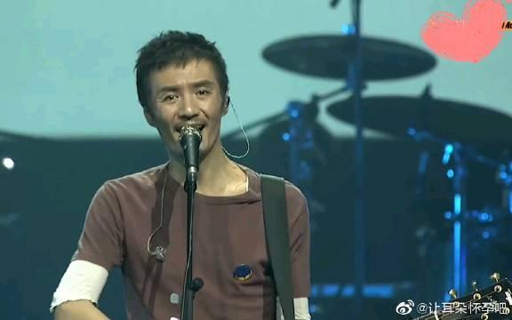 现场版朴树《平凡之路》,周迅OneNight公益演唱会