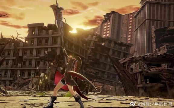 《CODEVEIN噬血代码》繁体中文版武器介紹影片!这画面感觉
