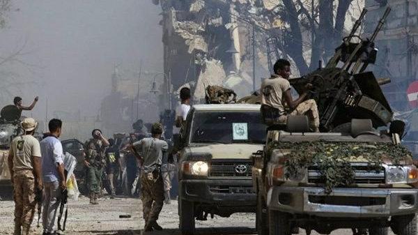 利比亚政府军发起反攻,哈夫塔尔全线崩溃,形势开始急转直下