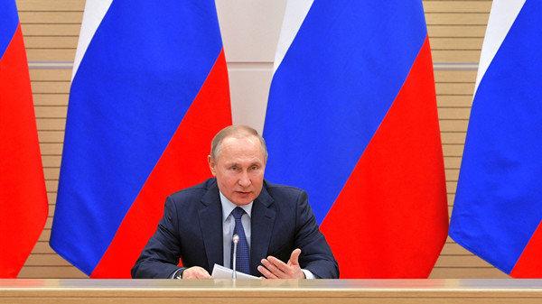 俄罗斯宪法修正案或写入禁止割让领土条款