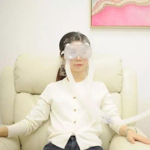 2岁宝宝近视900度!免费视力检测来了 长沙阳光城幸福邻里开启