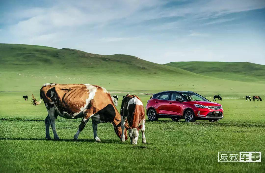 """进得了城,撒得了野,新帝豪GS要成SUV中""""第一网红""""?"""
