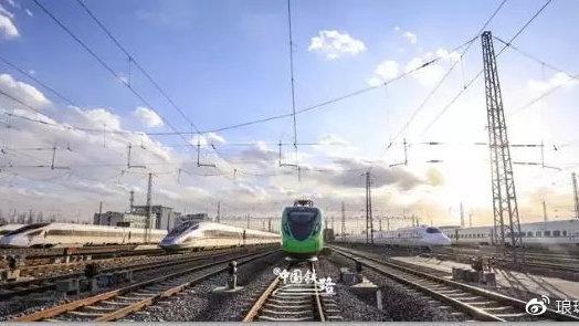 @ 所有临沂人,新的列车运行图来了!日兰高速正式融入全国高铁路网