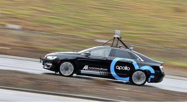 未来谁将成为无人驾驶领航者,你可以先看看这份报告