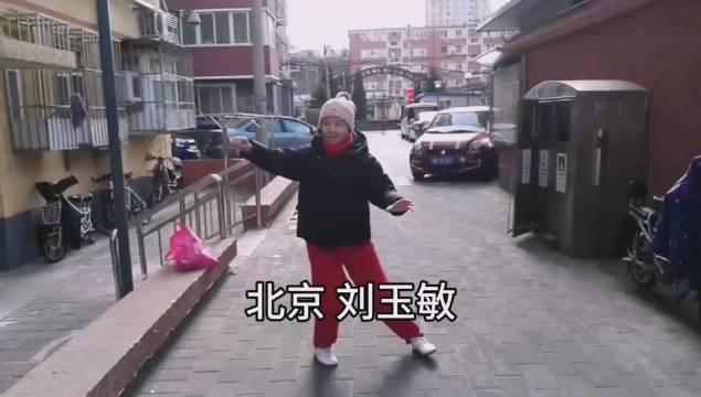 来自北京的热心市民刘玉敏老师、王超英老师、李敬平老师纷纷用自己最