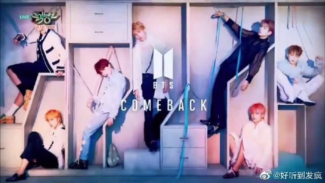 BTS《Im Fine》KBS音乐银行现场版就算一直遭受挫折就算翅膀被别人