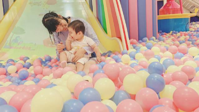 第四期 记录一下我们家女汉子小nono的农历生日,爱你哦!