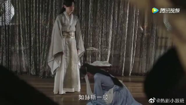 《香蜜沉沉烬如霜》杨紫片场忘词超好笑!邓伦直接笑到地上坐着