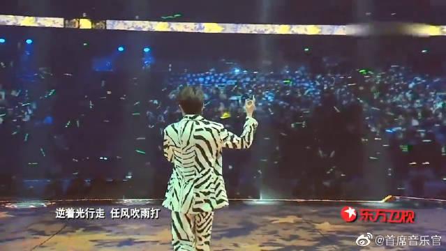 第26届东方风云榜音乐盛典颁奖礼吴青峰《起风了》