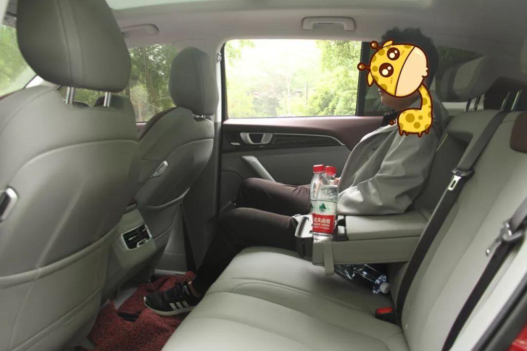 除了改车标,宝骏RS5还是个啥?还有啥?