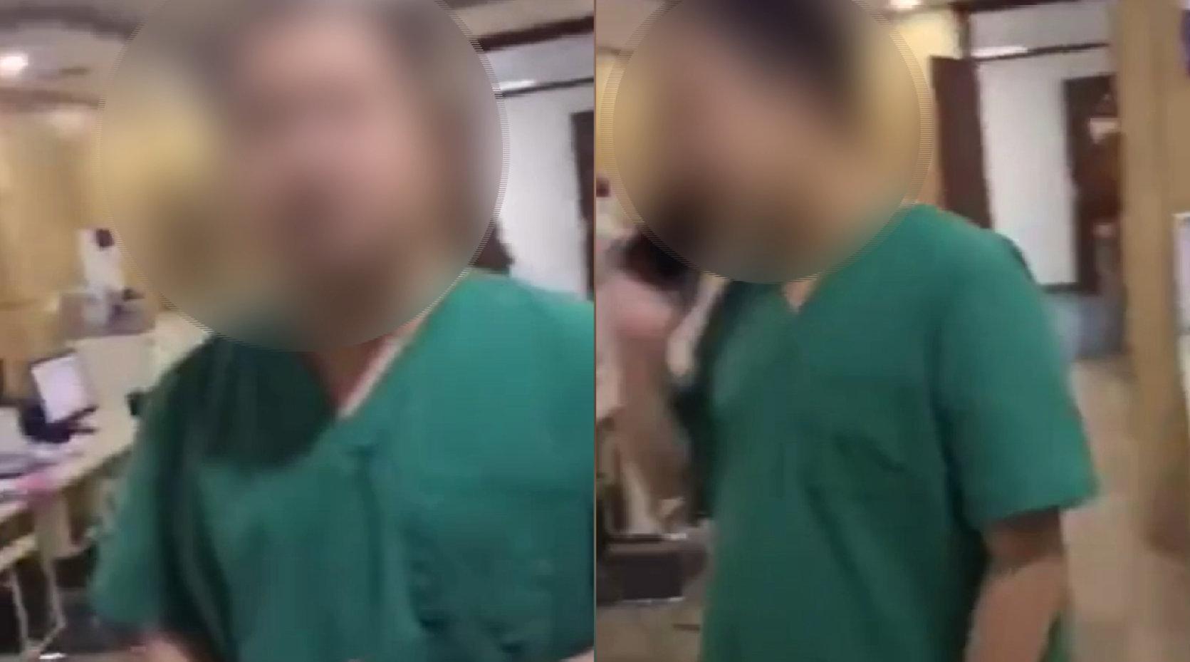因脚踝受伤入院,肇事司机疑医院过度检查质问医生:这是潜规则吗