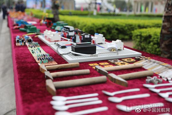 四川西南航空职业学院学子职业技能大赛展风采