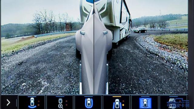 大块头有大智慧 2020款GMC Sierra HD官图发布