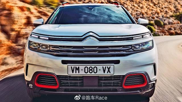 视频:雪铁龙C5 Aircross SUV(2019)舒适SUV