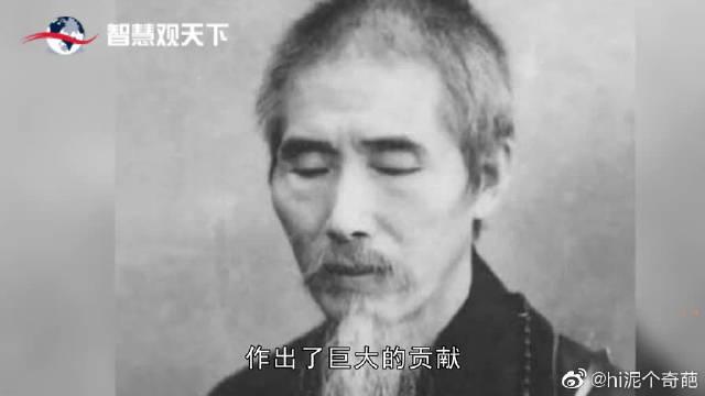 中国近代第一得道高僧,活了120岁,圆寂后得五色舍利子数百粒