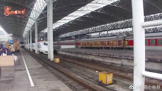 """世界最""""拥挤""""车站,占地只有北京西站一半,日均人流量超300万"""