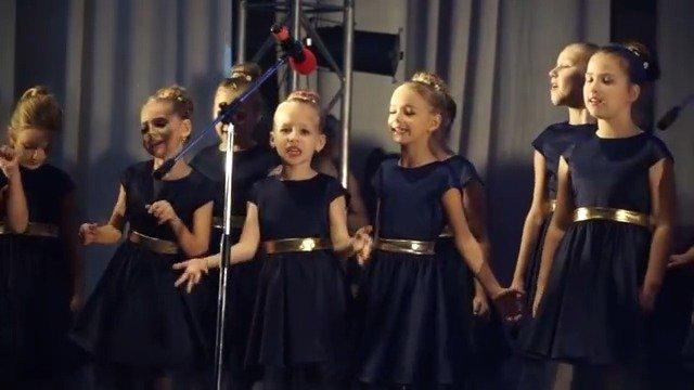 外国童声合唱团 干净纯洁