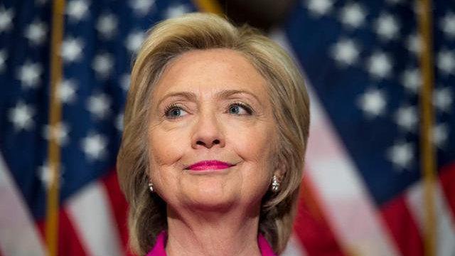 特朗普竟然说希望希拉里参加2020年大选,是啥意思?