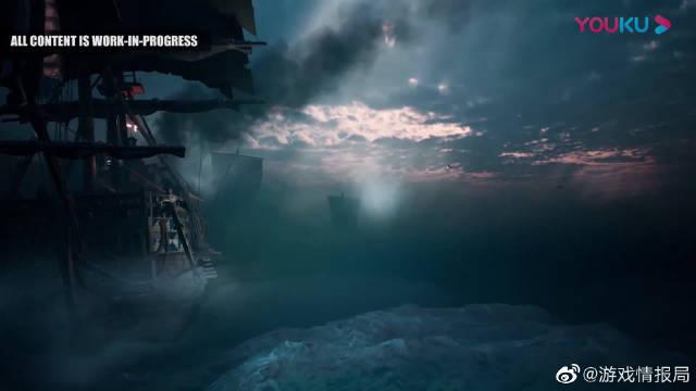 《乱:失落之岛》实机演示:《乱