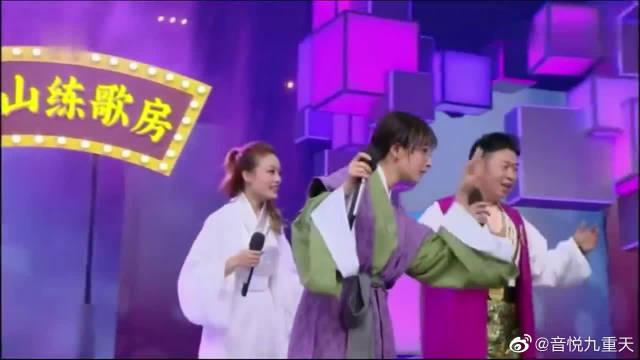 吴昕翻唱《体面》,周渝民看到眼直,真的太好听了~