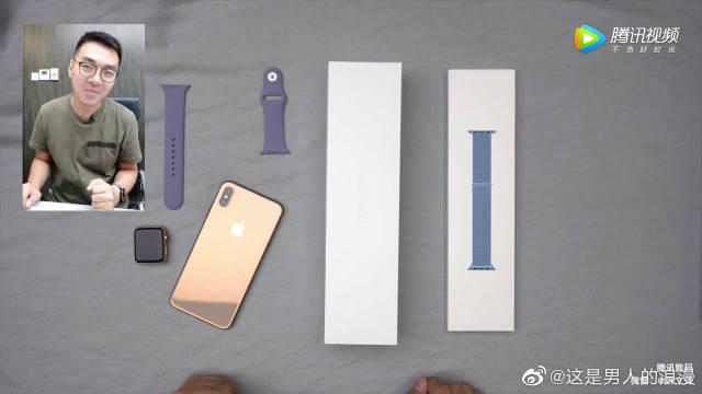 Apple Watch Series 4体验,全面屏手表,是你吗?