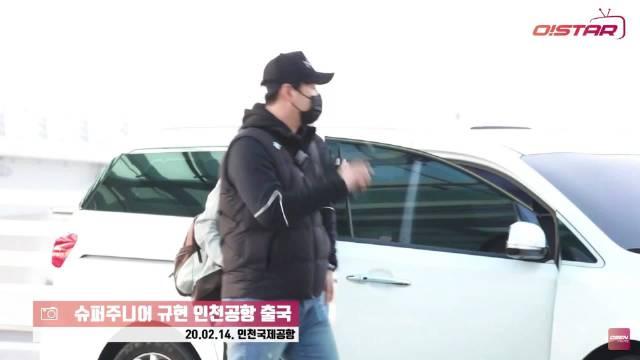 KRY今日机场云哥和昌洙哥在后面说话一直在笑厉旭穿的好