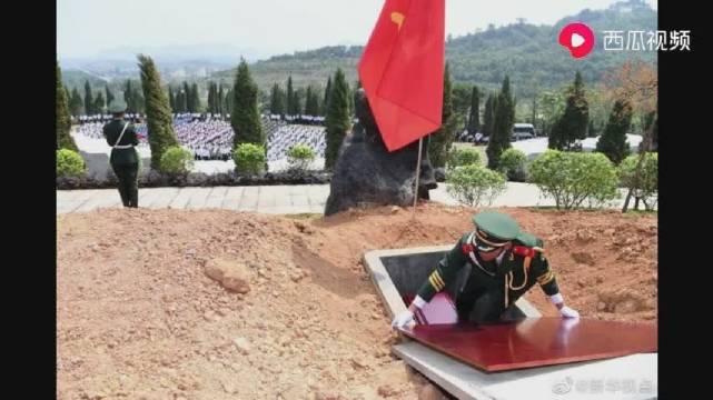 广西桂林全州,红军湘江战役50000名烈士,9月正式安葬于全州。致敬