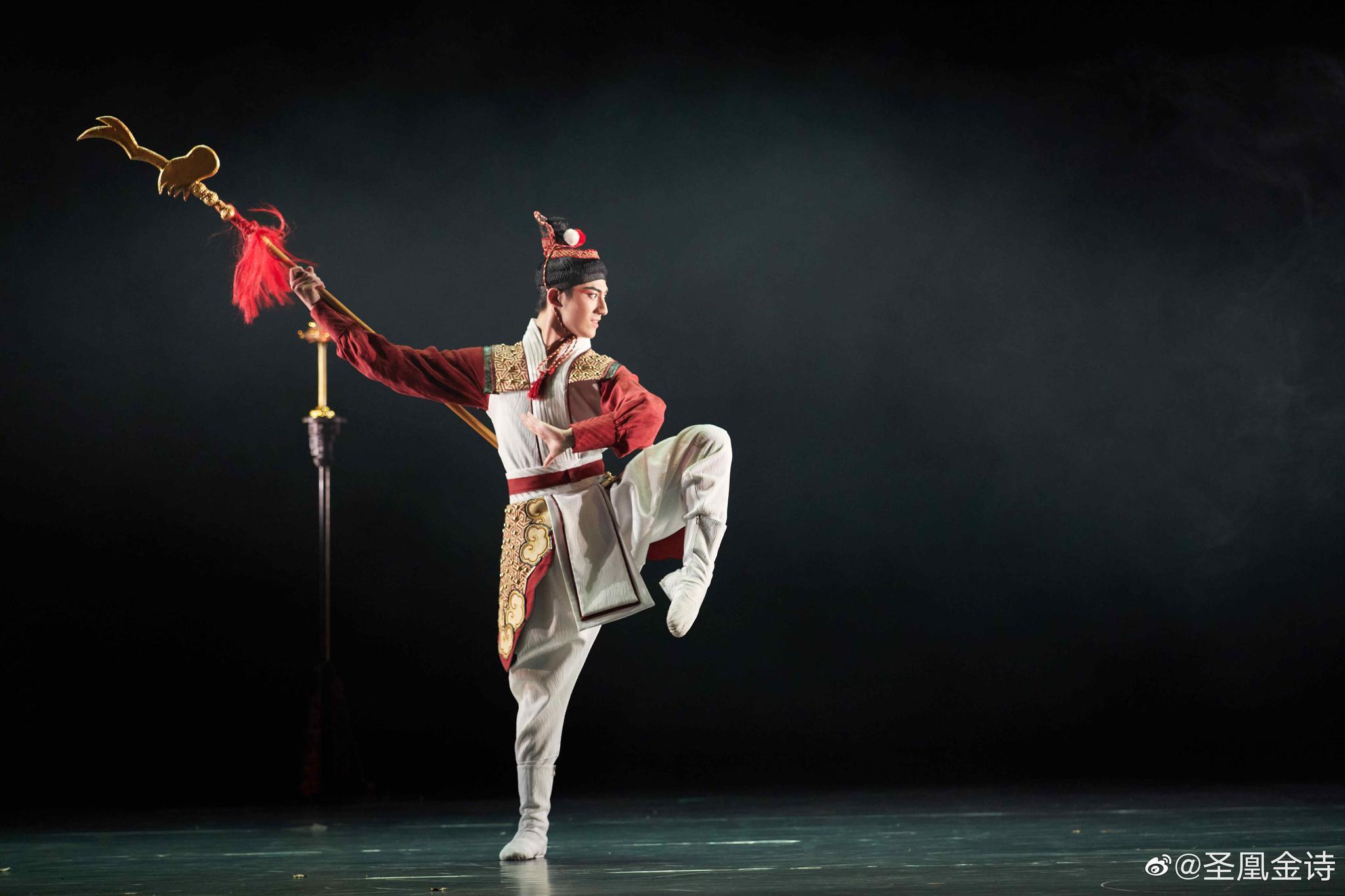 圣凰金诗 | @赵文浩WH 中央戏剧学院舞剧系毕业大戏 | 《宝莲灯》