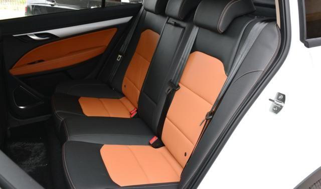 远景S1 1.4T CVT 锋驰版,外观时尚大气,内饰优雅简约