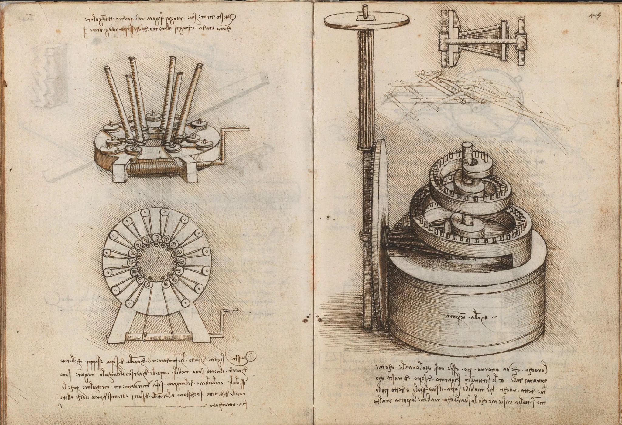列奥纳多·迪·皮耶罗·达·芬奇是整个欧洲文艺复兴时期的代表之一
