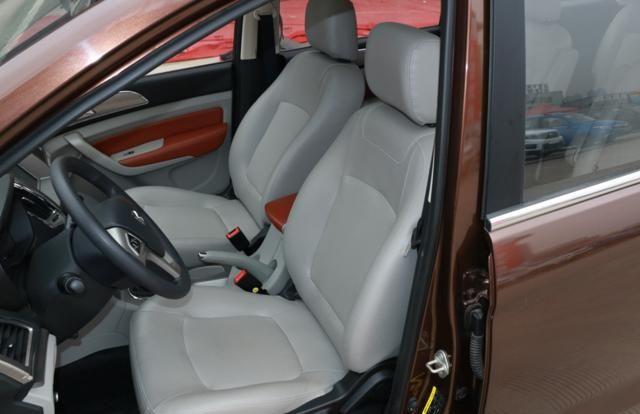精致时尚的外观设计,幻速H3F,整车更加霸气