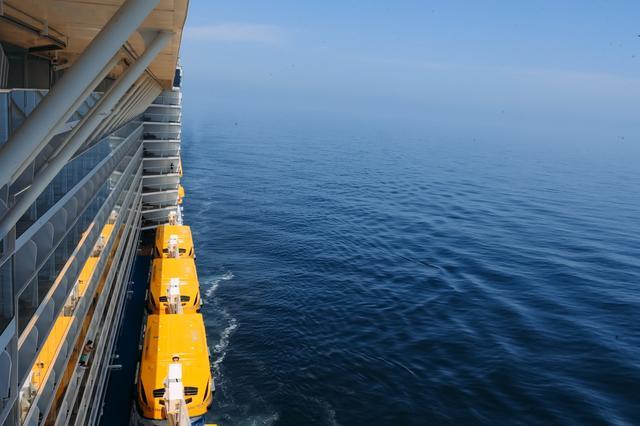 皇家加勒比海洋光谱号,让妈妈重走青春路的游轮之旅