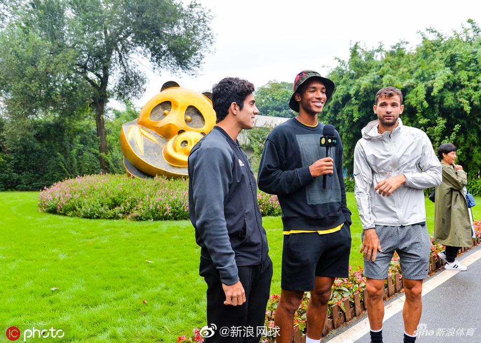 @ATP成都公开赛 迪米特洛夫、加林、阿利亚西姆、斯泰潘内克现身动物