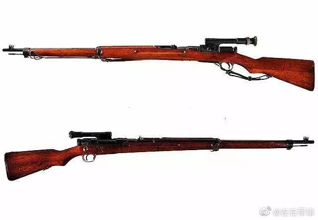 九七式狙击步枪,日本人自己称之为九七式狙撃铳