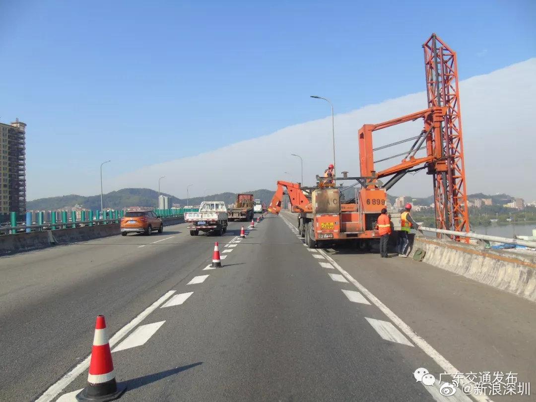 注意虎门大桥深圳方向今晚将封闭 具体情况及绕行路线看过来