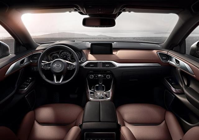 马自达CX9全新7座SUV 2.5T+四驱 配置全面升级