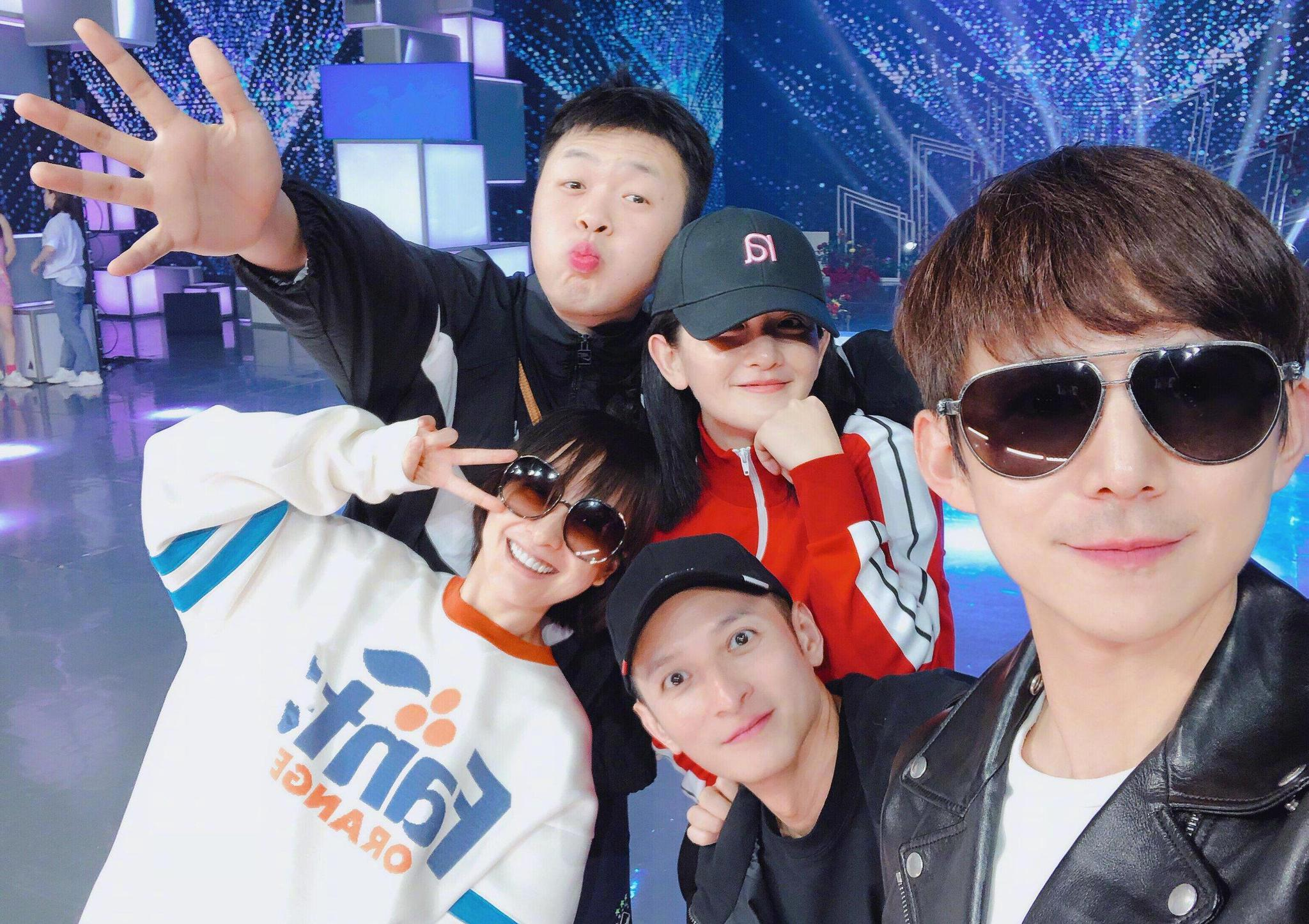 车太铉刘恺威同台《快本》宣传新作 - 手机粉丝网星闻