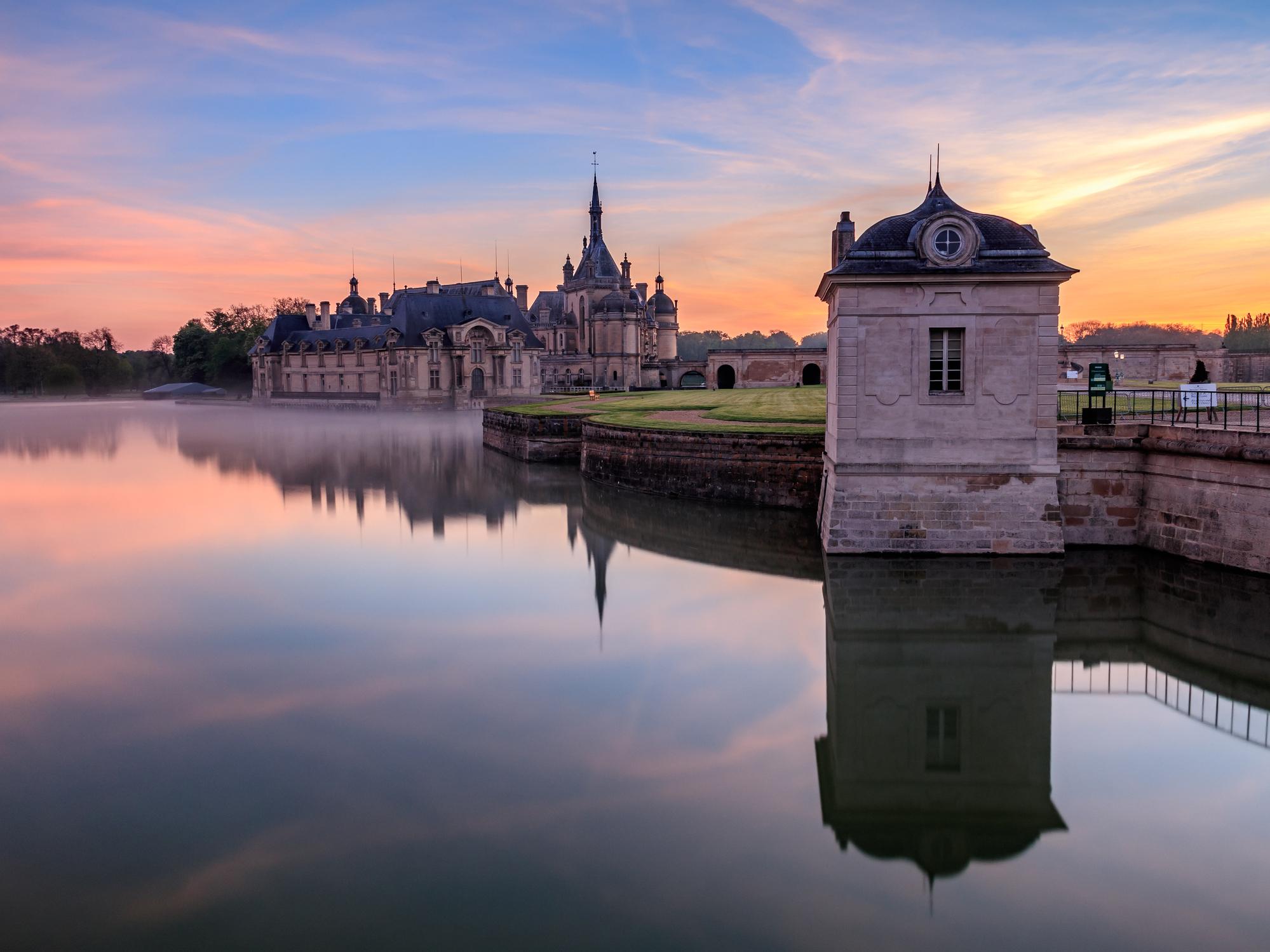 财政部长会议于7月17日至18日在尚蒂伊(Chantilly)举行