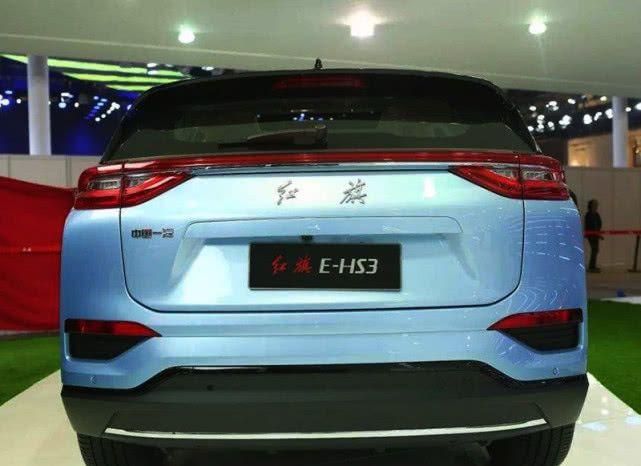 红旗打造的首台纯电动SUV上市,不到20万,你会买单么?