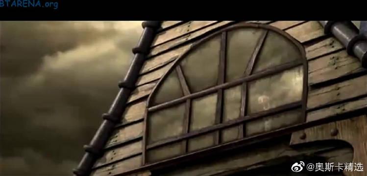 金像奖提名最佳动画短片《老妇人与死神》放着音乐却莫名伤感!