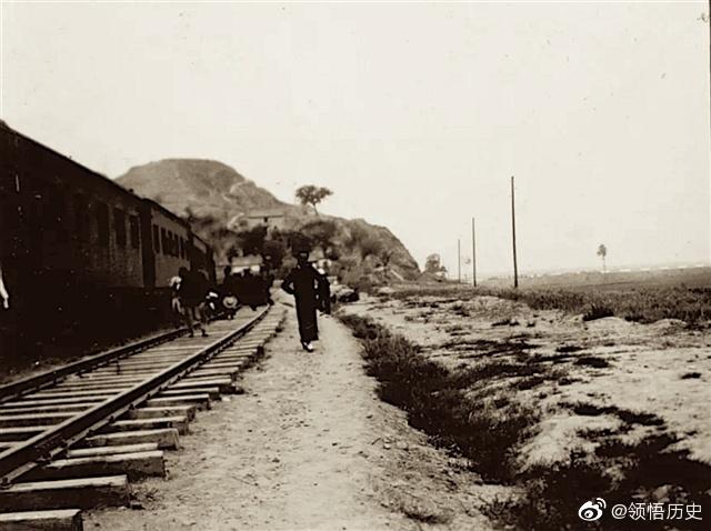 1910年詹天佑建造的京张铁路珍贵老照片