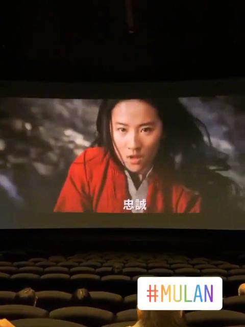 哇很多新镜头,刘亦菲的打戏很酷呀