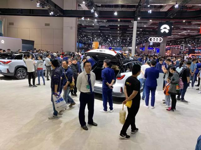 6条记录,揭示2019上海车展最真实状况!