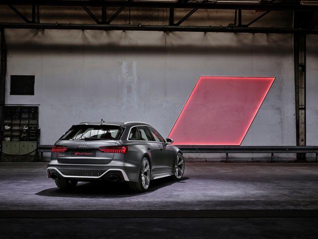 全新奥迪RS 6、GLS 63齐换新,洛杉矶车展竟变成德系BBA的主场