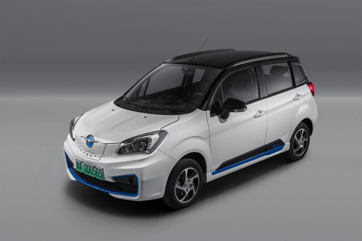 仅售5万多,3H高钢机身+续航352km,实力新能源小车诞生