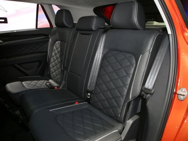 溜背+5座成就大众首款轿跑SUV,途昂X上市,同级无对手!