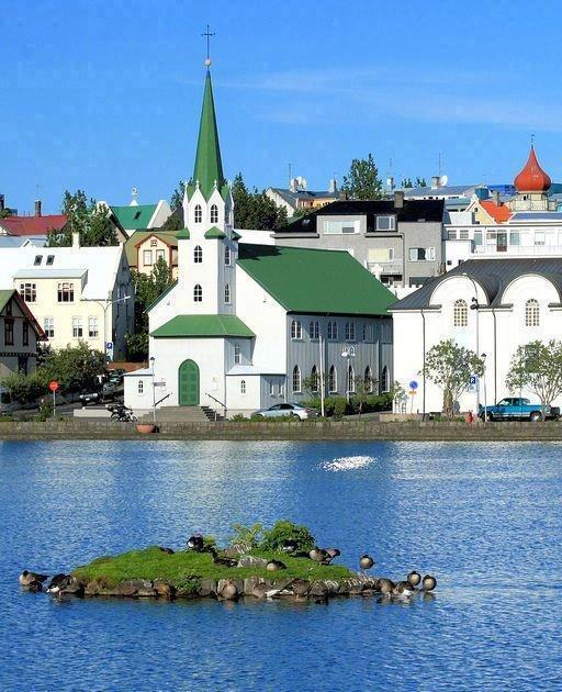 世界的尽头 人迹罕至的冰岛