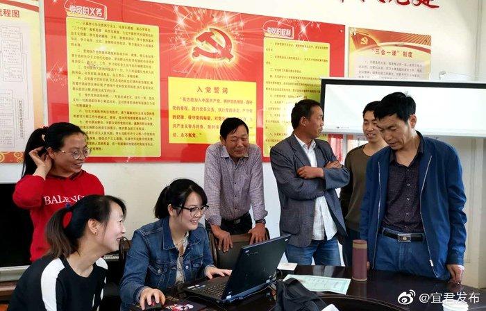 宜君县市场主体年报工作再创佳绩年报公示制度是商事制度改革的重要